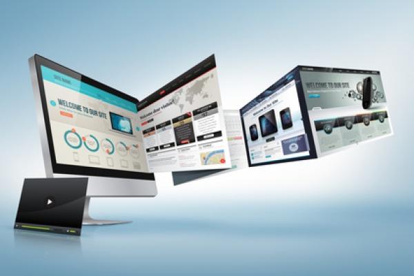 I contenuti di un sito web
