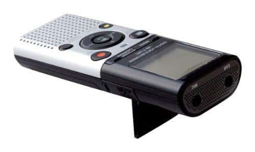 Il mio registratore per le interviste