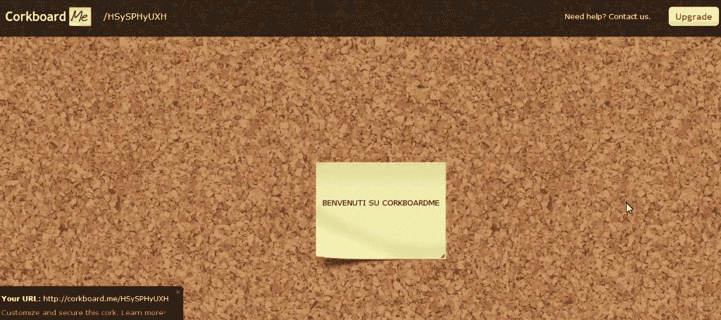 Corkboardme