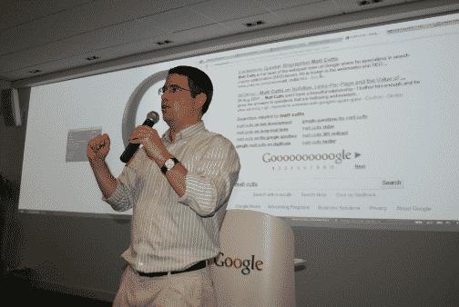 Matt Cutts e i contenuti di un sito web