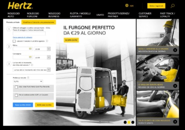 Hertz Noleggio auto