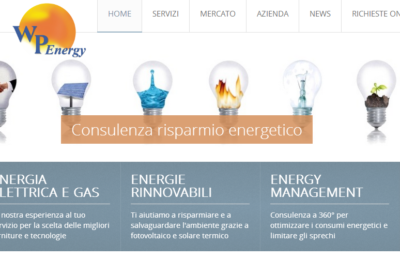 Home Page Wp Energy